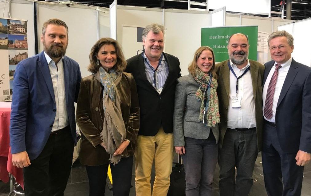 Anton Revertera, Dr. Therese Backhausen, Dominik Grundemann,  Dr. Imma Walderdorff, Dr. Georg Spiegelfeld, HR Dr. Roland Gobiet
