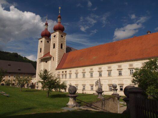 St.Lambrecht Westtrakt