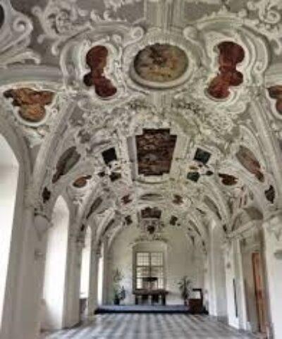 Kaisersaal, Mitte 17. Jh. vollendet  ©Autorin