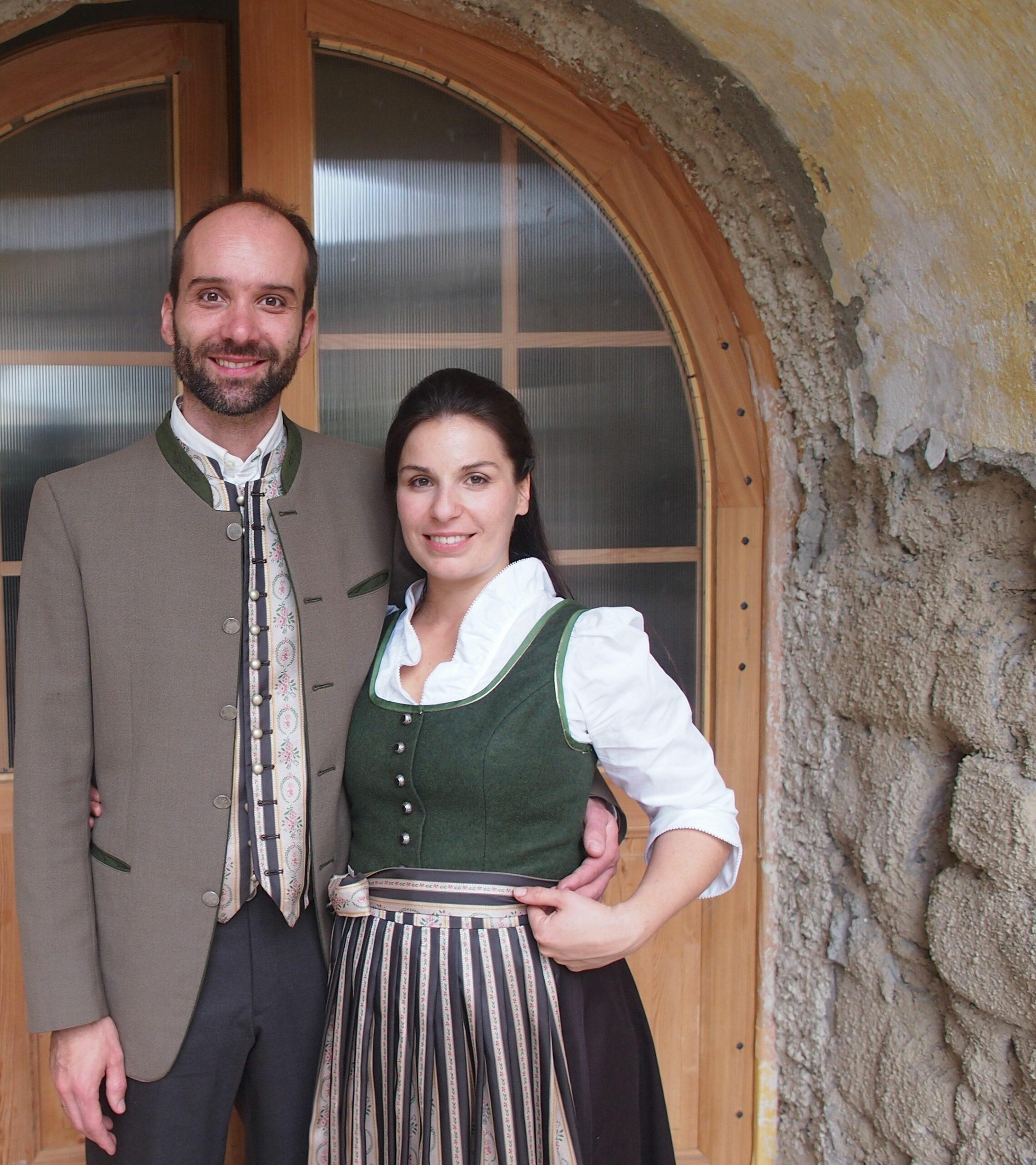 Jürgen und Miriam Moravi
