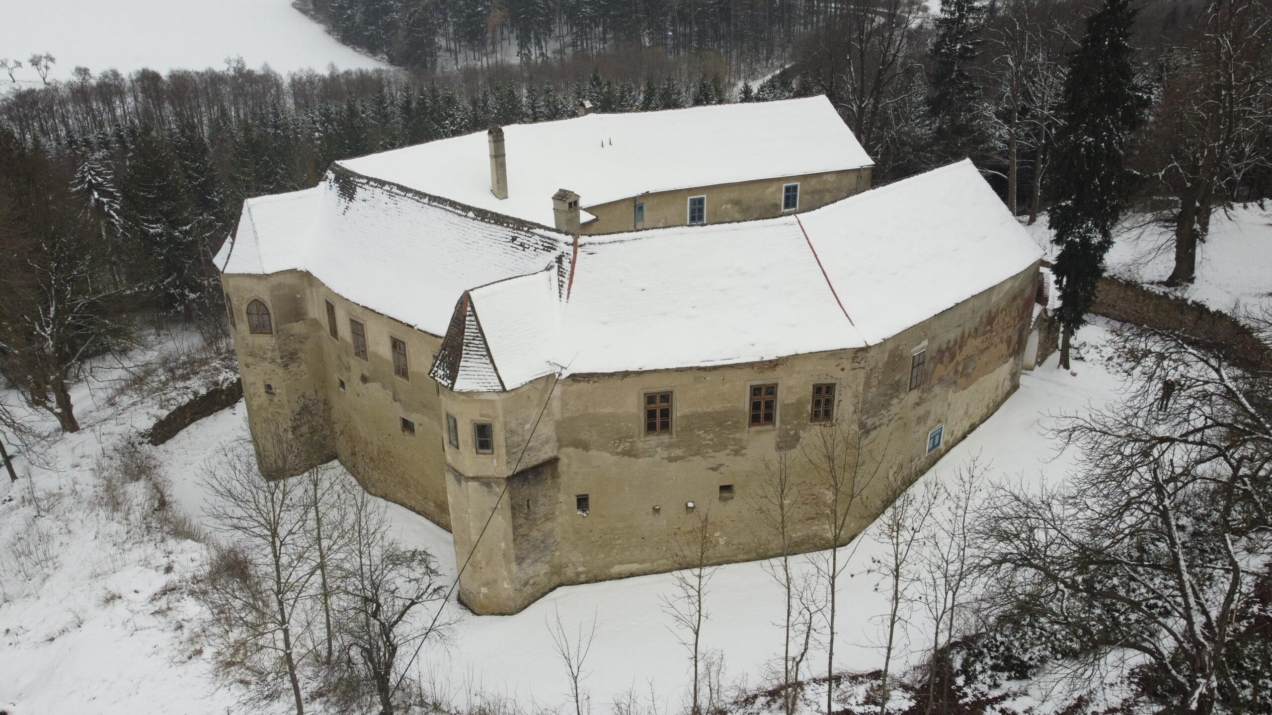 Schloss Lichtenau im Waldviertel ©_Hendrich Real Estate GmbH