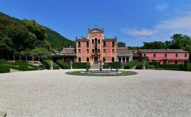 Villa Barbarigo in Valsanzibio © Luca Coviello
