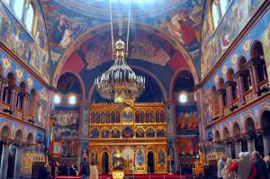 Orthodoxe Kirche in Sibiu