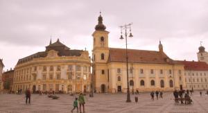 Foto 4 Hauptplatz in Hermannstadt