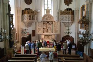 Foto 5 Schlosskapelle Sierndorf